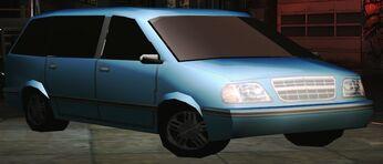 NFSUG2 minivan