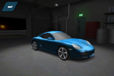 Porsche Cayman S Shift 2 Unleashed Mobile