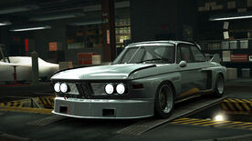 NFSW BMW 30 CSL Group 5 Silver