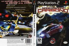 Need For Speed Carbono-DVD-PS2
