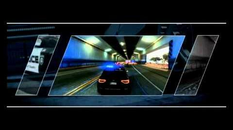 Need for Speed Hot Pursuit Cop Weapon - Road Block