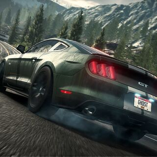 <i>Need for Speed: Rivals</i><br /><small>(<i>Green Monster</i>)</small>