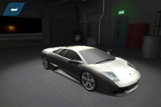 Lamborghini Murciélago LP640 Shift 2 Unleashed Mobile
