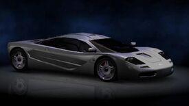 NFSHP2 PS2 McLarenF1