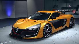 NFSNL Renault SportRS01 Carlist
