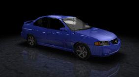 NFSUR PSP NissanSentra