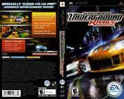 Need For Speed Underground Rivals-Completa-PSP