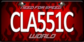 WorldLicensePlateCLA551C
