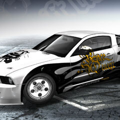 Need for Speed: ProStreet<br /><small>(<a href=