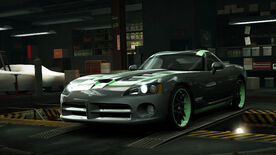 NFSW Dodge Viper SRT10 Limited