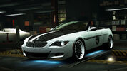 NFSW BMW M6 Convertible Monochrome