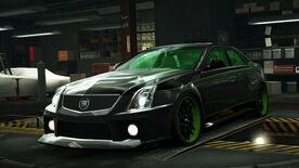 NFSW Cadillac CTS-V Treasure Hunter