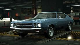 NFSW Chevrolet Chevelle SS Blue
