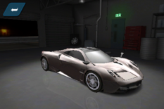 Pagani Huarya Shift 2 Unleashed Mobile