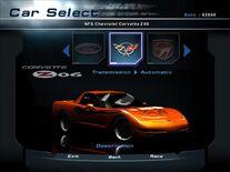 NFSHP2 Car - Chevrolet C5 Corvette Z06 NFS PC