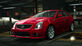 NFSW Cadillac CTS-V Red