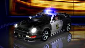 NFSHS PC Porsche911Turbo Pursuit