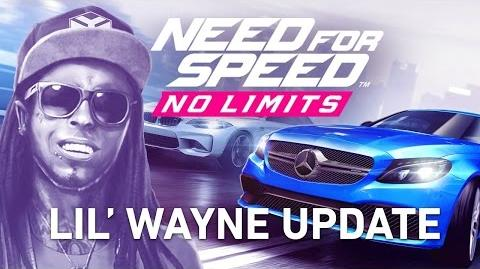 NFSNL - Lil' Wayne Official Update Trailer