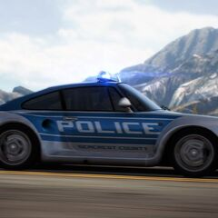 Need for Speed: Hot Pursuit (2010)<br /><small>(SCPD - 'Porsche Unleashed<i> Pack)</small></i>
