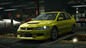 NFSW Mitsubishi Lancer Evolution IX MR-Edition Yellow
