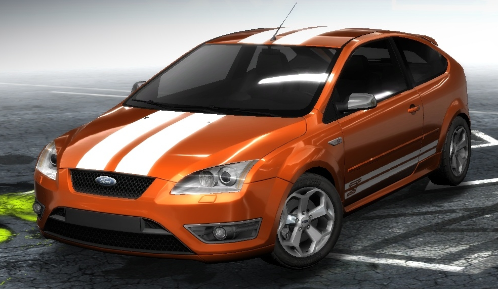ford focus st gen 2 need for speed wiki fandom powered by wikia. Black Bedroom Furniture Sets. Home Design Ideas