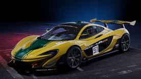 NFSHE App McLaren P1GTR