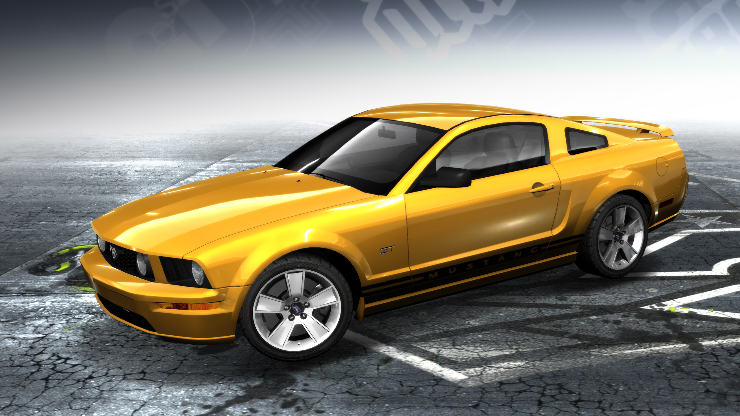 ford mustang gt gen 5 2005 need for speed wiki fandom powered by wikia. Black Bedroom Furniture Sets. Home Design Ideas