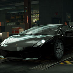Need for Speed: World<br /><small>(Black)</small>