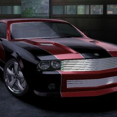 Dodge Challenger Concept<br /><small>(Angie)</small>