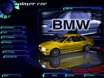 NFSHP BMW M5 E39 Yellow