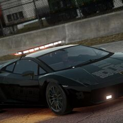 Need for Speed: The Run<br /><small>(Police)</small>