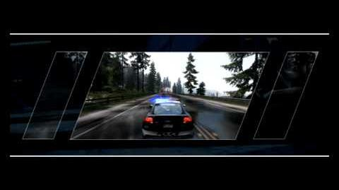 Need for Speed Hot Pursuit Cop Weapon - EMP