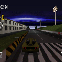 Need for Speed II<br /><small>(PlayStation)</small>