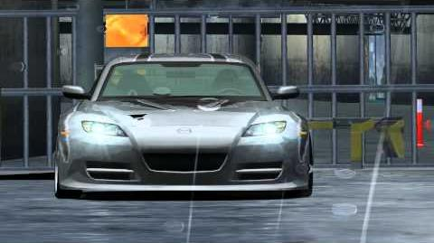 NFS Most Wanted Blacklist Entrance - 12 Izzy