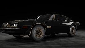 NFSPB PontiacFirebird Garage