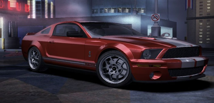 Ford Shelby Gt500 S 197 I Need For Speed Wiki Fandom