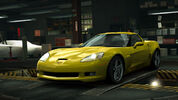 NFSW Chevrolet Corvette Z06 Yellow