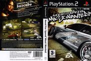 Need For Speed Most Wanted-DVD-PS2
