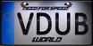 WorldLicensePlateVDUB