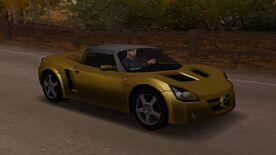 NFSHP2 PC Opel Speedster