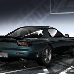 Need for Speed: ProStreet<br /><small>Tył</small>