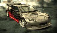 MostWanted MazdaRX8Izzy