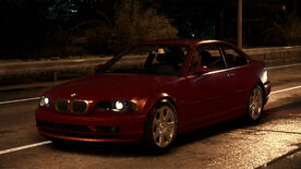 NFS2015BMW328ci1999Traffic
