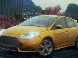 Ford Focus ST (Gen. 3)