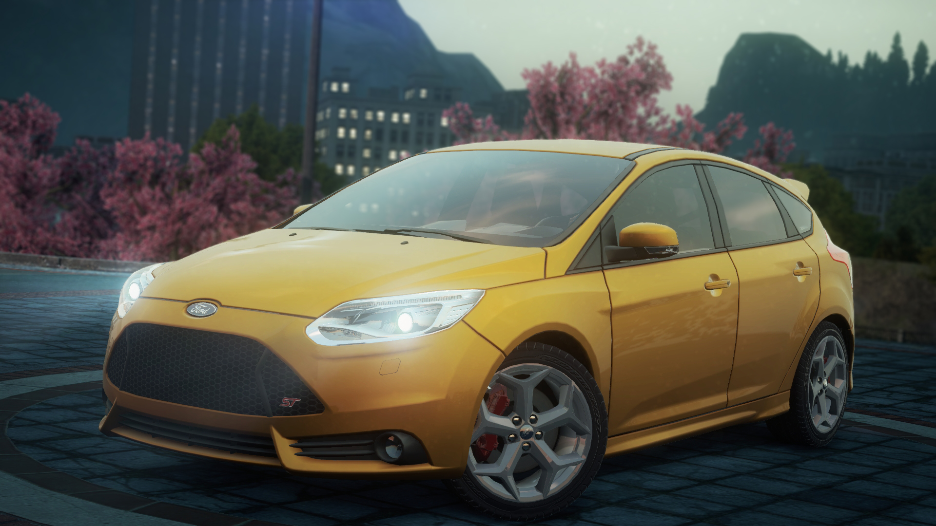 ford focus st gen 3 need for speed wiki fandom. Black Bedroom Furniture Sets. Home Design Ideas