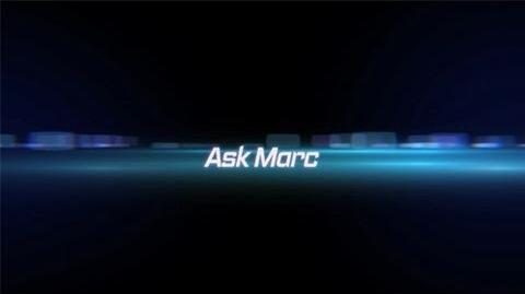 Ask Marc - Episode 26