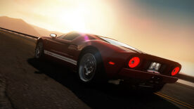 Ford gt in the nfs hp (2010)