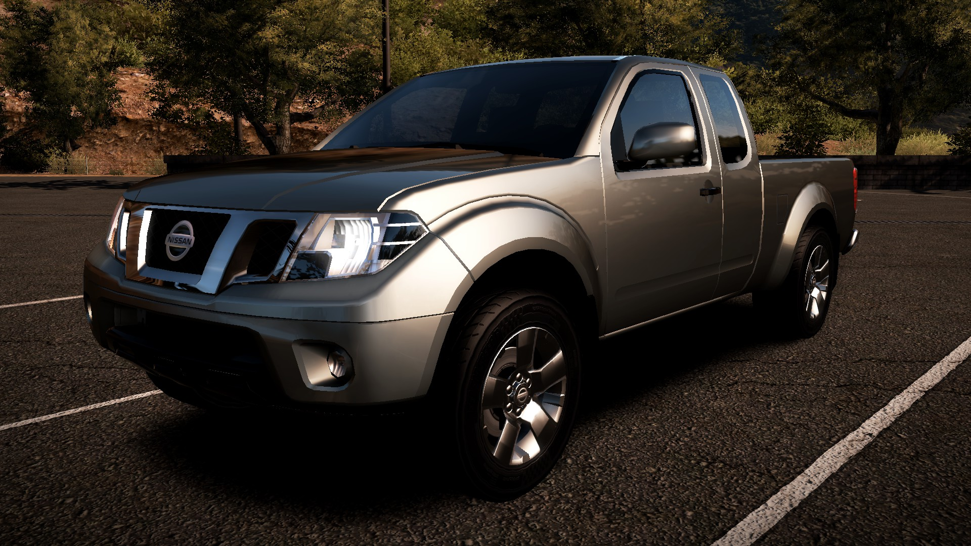 frontier driver and reviews in model nissan warranty s depth car review original photo page