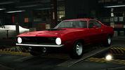 NFSW Plymouth Hemi Cuda Red