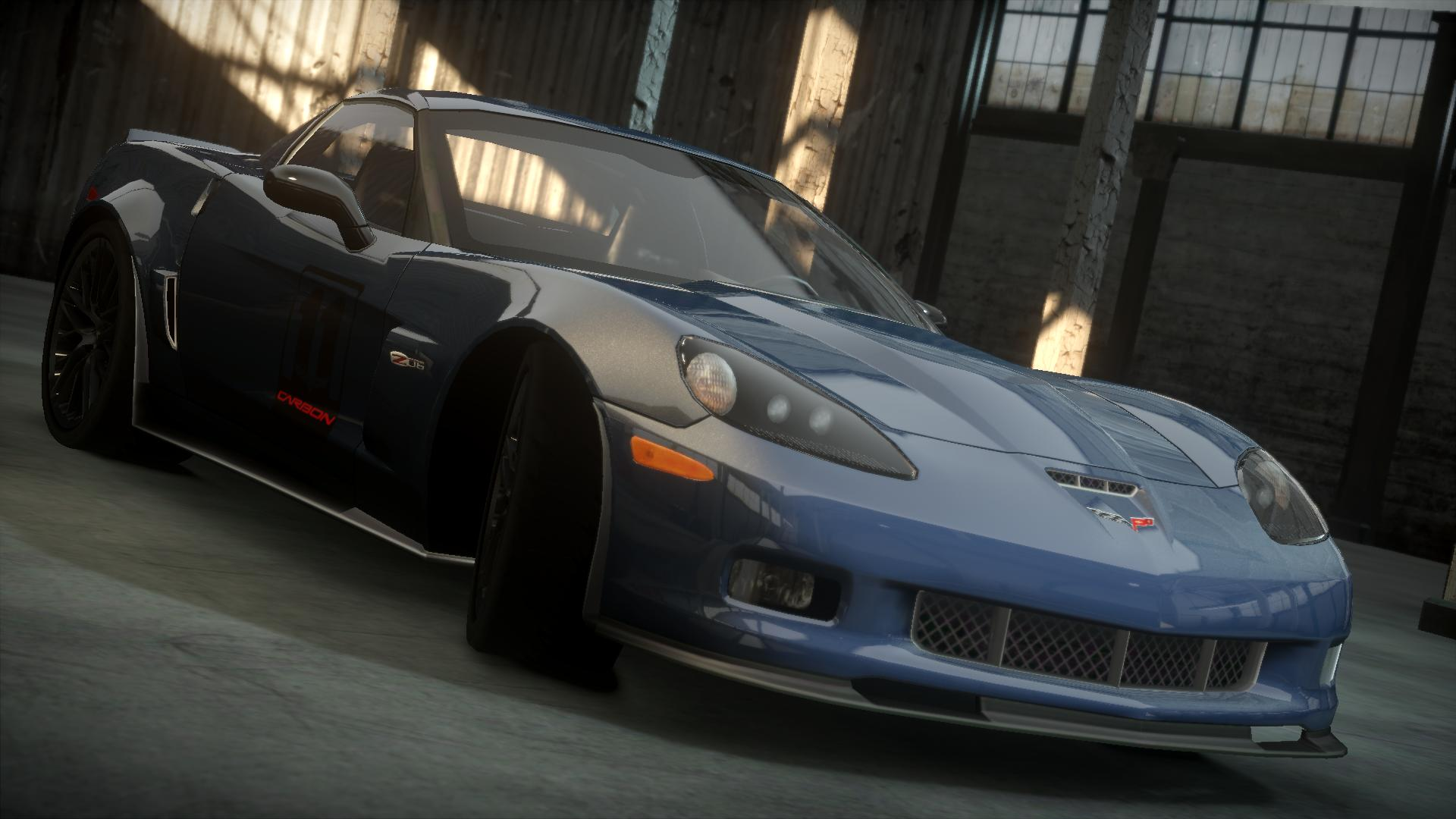 Chevrolet Corvette Z06 Carbon Limited Edition (C6)   Need for Speed ...